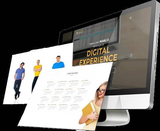 Esperienza utente digitale, Digital Transformation, Marco Giusti